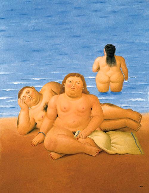 botero_spiaggia