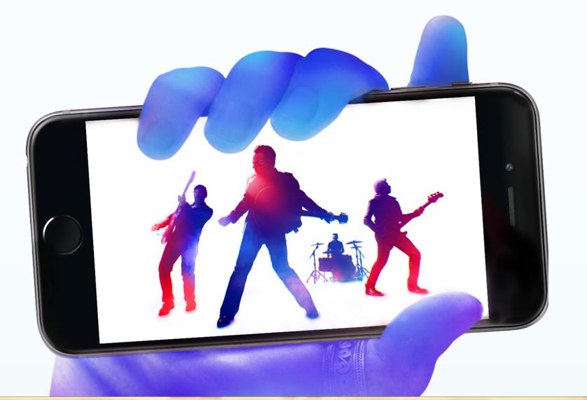 U2 iPhone