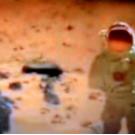 E' Aliena la cupola su Marte