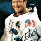 Edgar Mitchell, l'astronauta ha ripreso il volo.