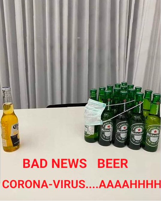 Un brutto periodo per la birra messicana
